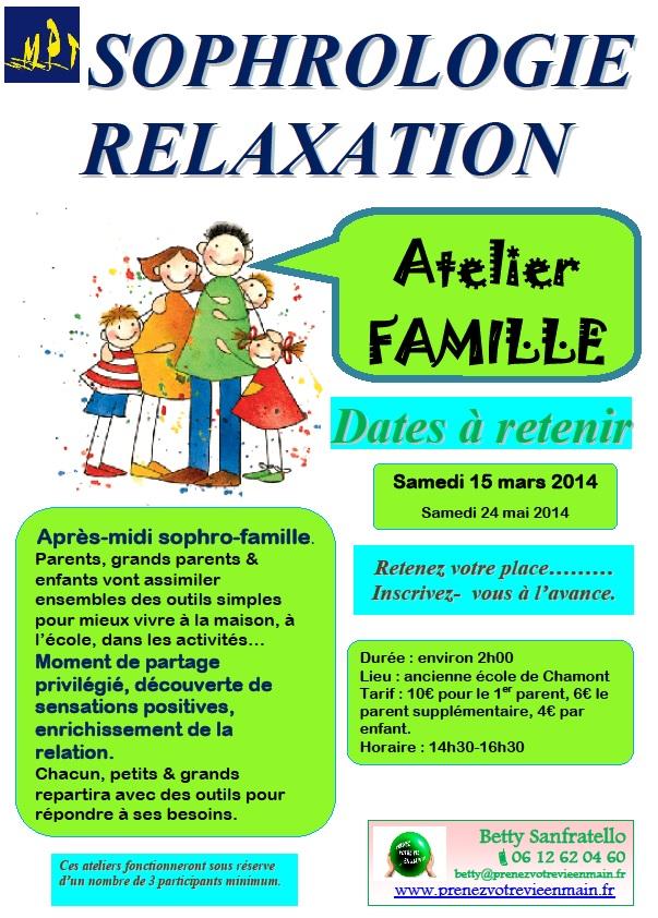 Atelier FAMILLE