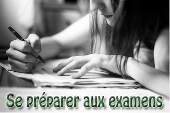 prepa examens