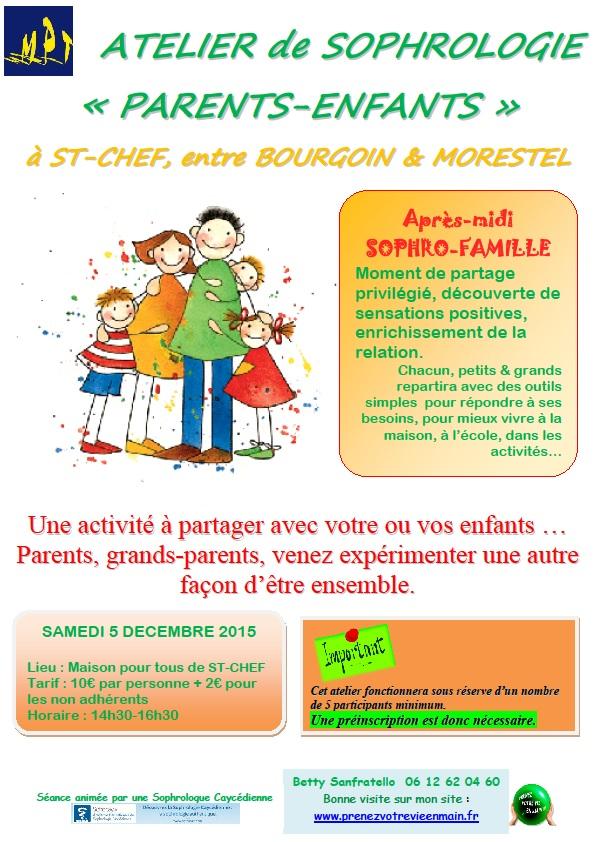 Atelier Famille 05 12 2015