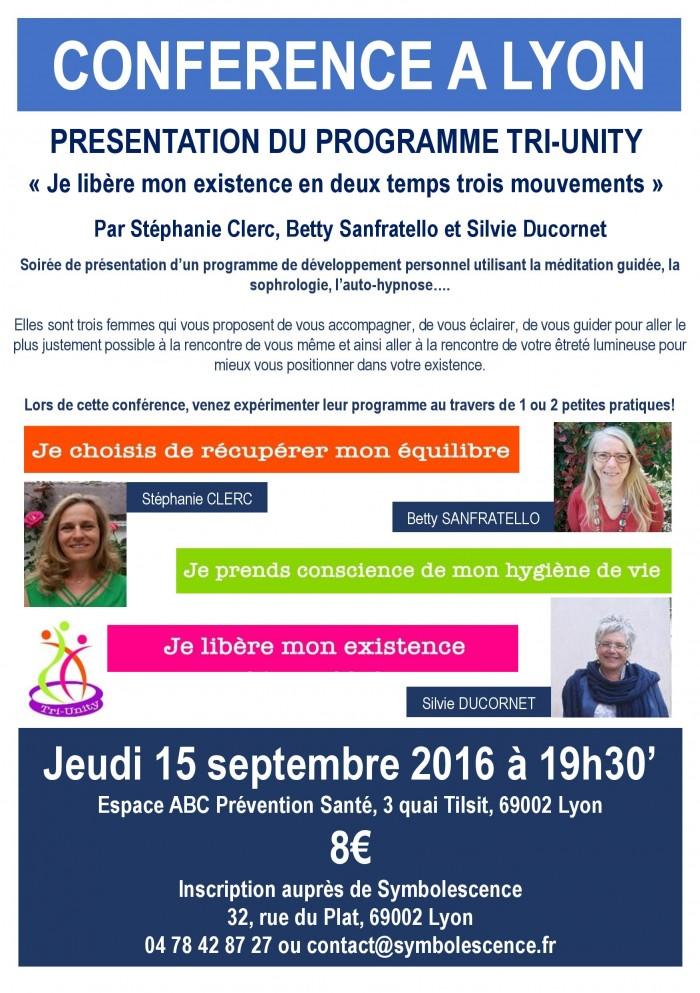 Conférence 15 septembre 2016