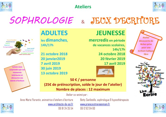 Planning 2018 2019 Atelier Ecriture-page-001