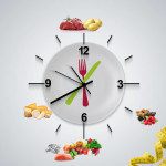 Horloge chrono-nutrition